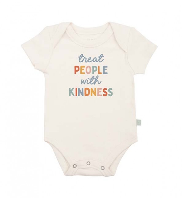 Graphic Bodysuit - Treat People with Kindness