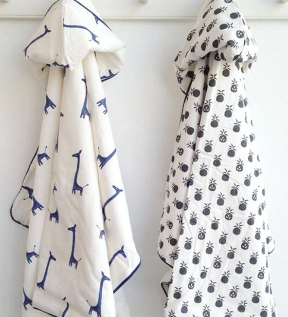 Fresk Hooded Towel