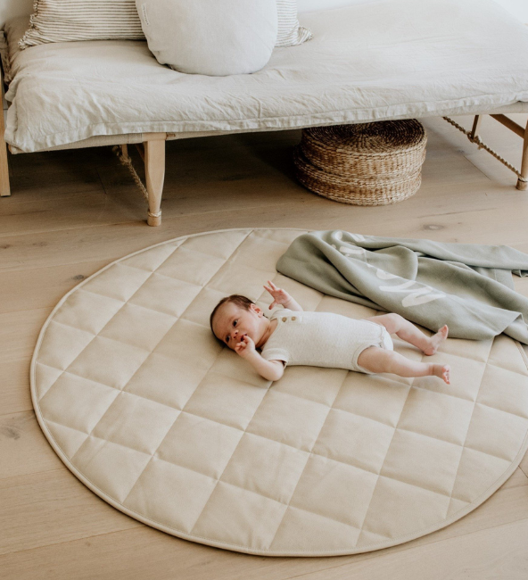 Henlee Quilted Playmat