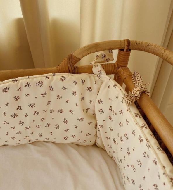 Konges Sløjd Organic Cotton Crib Bed Bumper