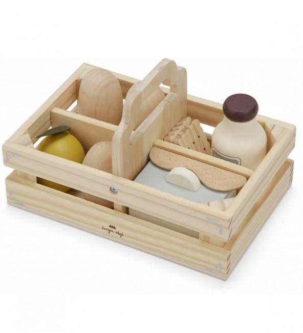 Konges Sløjd Wooden Food Box