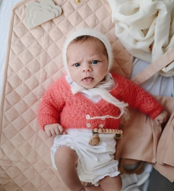 Mushie Changing Pad