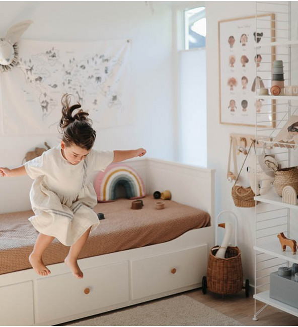 Mushie Feeling Poster