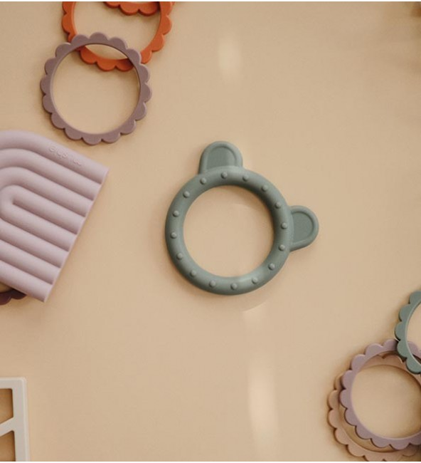 Mushie Bear Teether