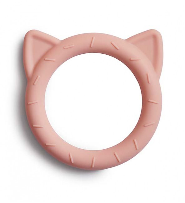 Mushie Cat Teether