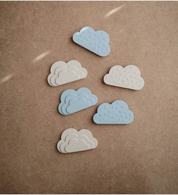Mushie Cloud Teether