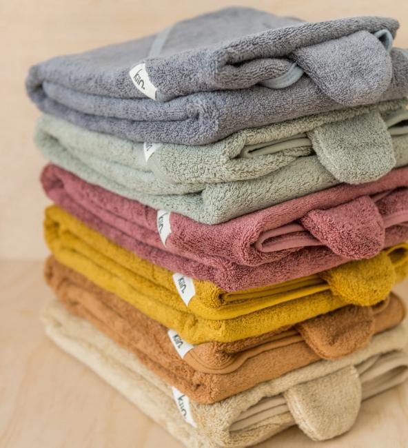 Kiin Hooded Towel