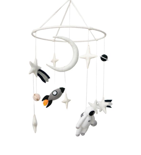 Astronaut Crib Mobile