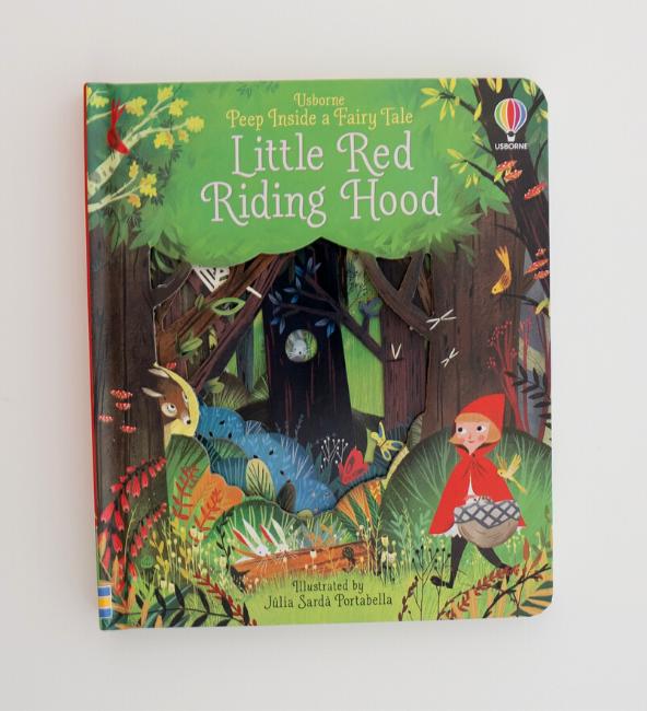 Peep Inside A Fairytale Series