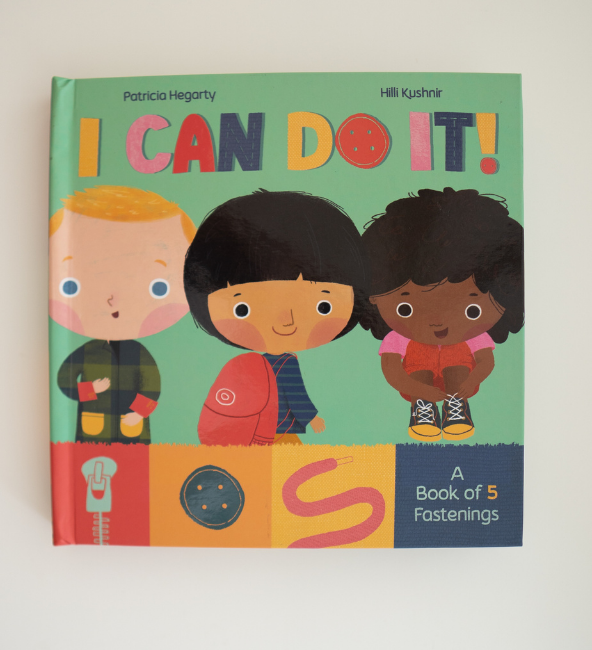 I Can Do It by Patricia Hegarty