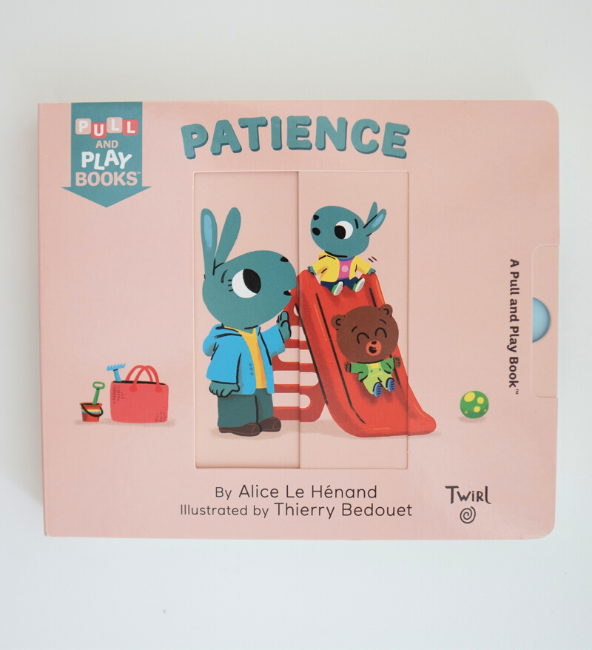 Pull and Play Board Book Series