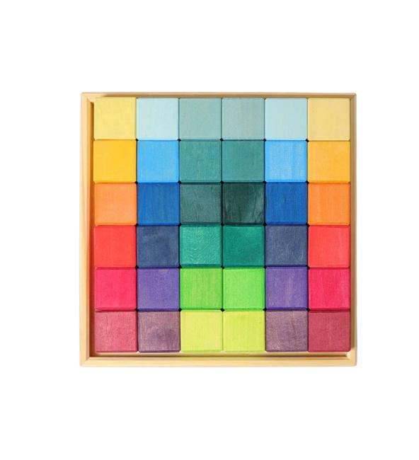 GRIMM'S Rainbow Mosaic