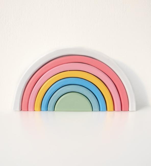 Wooden Rainbow - Fantasy