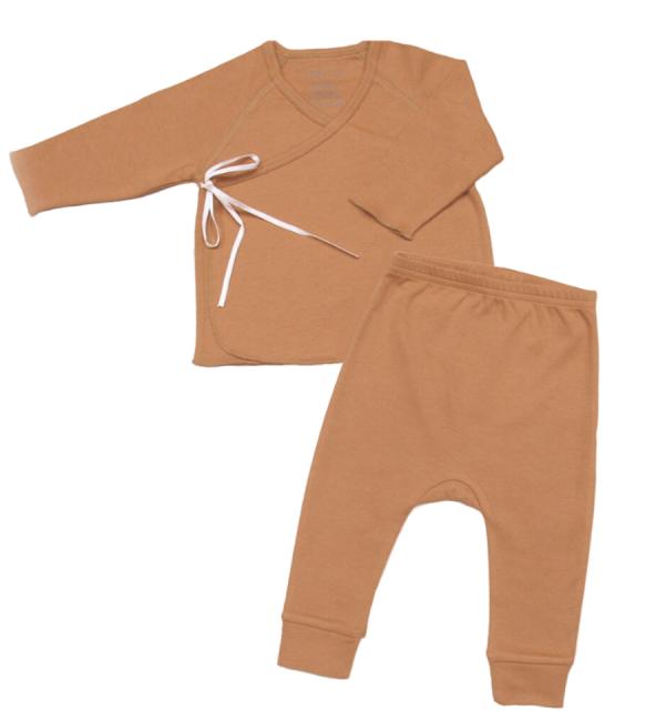 Kimono & Pants Set