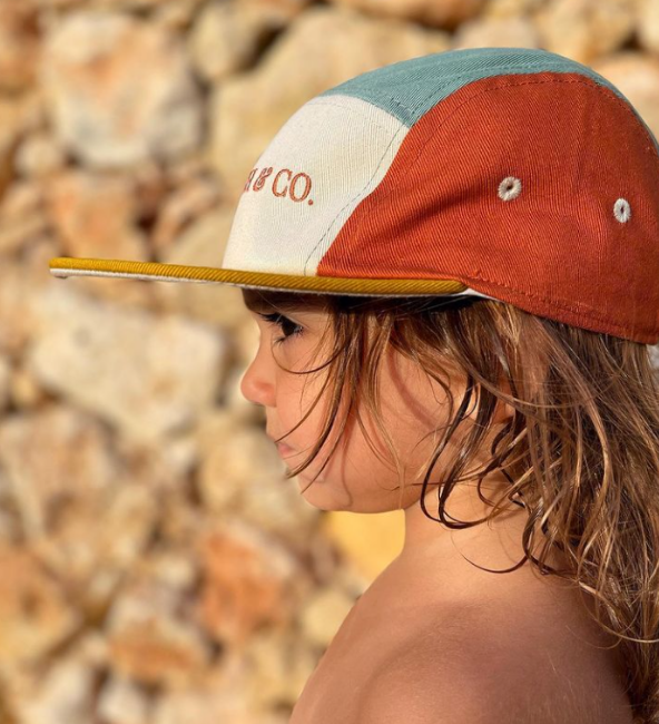 Grech & Co. Panel Hat