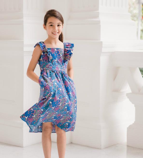 Savannah Pocket Dress
