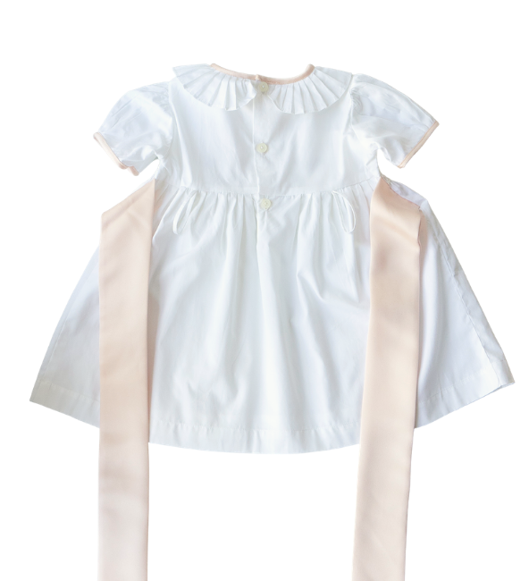 Audrey Heirloom Smocked Dress